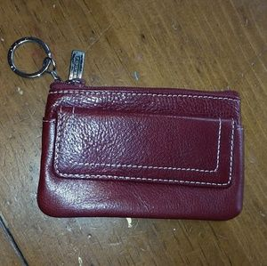 Fossil coin purse/wallet